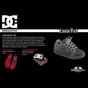 DC Shoes - Linkin Park DC Axel Shoes New size 13
